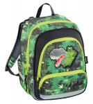 Фото Ранец Step by Step BaggyMax Speedy Green Dino 16 л зеленый 138536