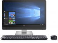 "Фото Моноблок 23.8"" DELL Inspiron 3464 1920 x 1080 Intel Core i5-7200U 8Gb 1Tb nVidia GeForce GT 920МХ 2048 Мб Windows 10 Professional черный 3464-9118"