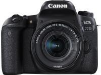 Зеркальная фотокамера Canon EOS 77D KIT 24.2Mpix EF-S 18-55mm f/3.5-5.6 черный 1892C017