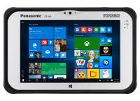 "Фото Планшет Panasonic FZ-M1 7"" 128Gb белый Wi-Fi 3G Bluetooth LTE Windows FZ-M1F150CT9"