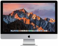 "Фото Моноблок 27"" Apple iMac 5120 x 2880 Intel Core i5-7600K 8Gb 2Tb AMD Radeon Pro 580 8192 Мб macOS серебристый MNED2RU/A"