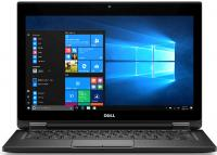 "Фото Ноутбук Dell Latitude 5289 Core i5 7200U/8Gb/SSD512Gb/Intel HD Graphics 620/12.5""/IPS/Touch/FHD (1920x1080)/4G/Windows 10 Professional 64/black/WiFi/BT/Cam"
