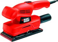 Фото Виброшлифовальная машина Black & Decker KA300-XK