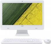 "Фото Моноблок 19.5"" Acer C20-720 1600 x 900 Intel Celeron-J3060 4Gb 1Tb Intel HD Graphics 400 DOS белый DQ.B6XER.007"