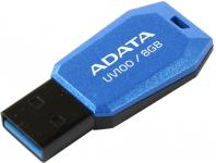 Фото Флешка USB 8Gb A-Data UV100 AUV100-8G-RBL синий