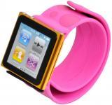 Ремешок Ozaki iCoa Nano Watch для iPod Nano 6 розовый