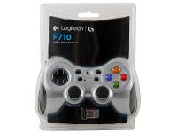 Геймпад Logitech Gamepad Wireless F710 (G-package) (940-000145)