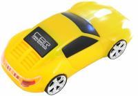Мышь проводная CBR MF-500 Lambo жёлтый USB