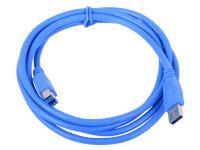 Кабель Gembird USB 3.0 AM-BM 1.8м CCP-USB3-AMBM-6
