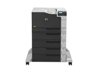 Фото Принтер HP Color LaserJet Enterprise M750xh <D3L10A> A3, 30 стр/мин, дуплекс, 1Гб, HDD 320Гб, USB, LAN (замена CE709A CP5525xh)