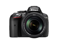 Фотоаппарат Nikon D5300 Kit 18-105mm черный