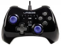 Геймпад Hama H-113705 uRage 12 кнопок черный USB