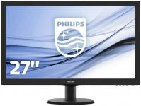 "Фото Монитор 27"" Philips 273V5LHSB"