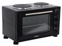Мини-печь TESLER EOGP-3000 чёрный