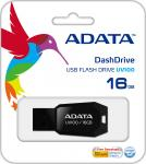 Фото Флешка USB 16Gb A-Data UV100 AUV100-16G-RBK черный