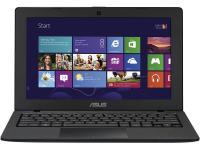 "Ноутбук ASUS X200MA-KX242D 11.6"" 1366x768 глянцевый N2830 2.16GHz 4Gb 500Gb Intel HD Bluetooth Wi-Fi DOS черный 90NB04U2-M08350"