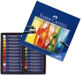 Пастель масляная Faber-Castell Studio Quality 24 цвета 127024