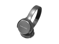 Фото Наушники Audio-Technica ATH-OX7AMP серый