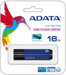 Фото Флешка USB 16Gb A-Data S102P AS102P-16G-RBL голубой