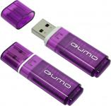Фото Флешка USB 8Gb QUMO Optiva 01 USB2.0 фиолетовый QM8GUD-OP1-violet
