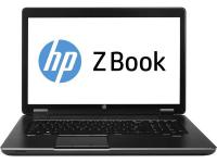"Ноутбук HP ZBook 17 17.3""/1920 x 1080/Intel Core i7 4710MQ/SSD 256/nVidia Quadro K3100M/ 4096 Мб/черный/Windows 7 Professional + Windows 8 Professional [J8Z63EA]"