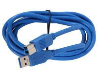Кабель USB 3.0 AM-BM 1.8м 3Cott 3C-USB3-603AMBM-1.8M