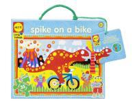 Пазл Alex Спайк на велосипеде 35 элементов 1458В