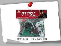 """Набор фигурок S+S Toys Армия 612 """"Отряд дельта"""" EK31843R"""