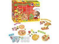 Магнитная игра Vladi toys развивающая Большой подарок. Готовим с Машей и Медведем VT3002-01