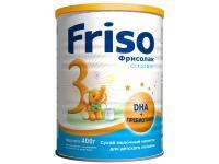 Заменитель Friso Фрисолак 3 с 1 до 3 лет 400 гр.