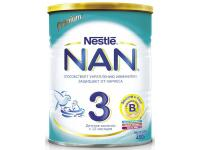 Заменитель Nestle NAN 3 Premium Optipro с 12 мес. 400 гр.
