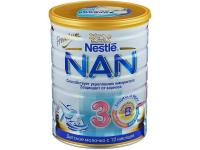 Заменитель Nestle NAN 3 OPTIPRO Premium с 12 мес. 800 гр.