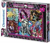 Фото Пазл Monster High Портреты фриков 250 элементов 29682