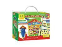 Магнитная игра Vladi toys развивающая Математика с магнитной доской (12 в 1) VT1502-05