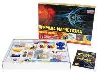 Набор для опытов Научные развлечения Юный физик Start. Природа магнетизма от 9 лет