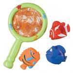Набор игрушек для ванны Happy baby Little Fisher 32008