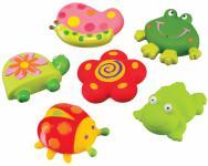Набор игрушек для ванны Happy baby Summer adventure 32006