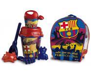 Песочный набор Unice Барселона с лейкой 7 предметов