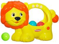 Интерактивная игрушка Hasbro Playskool Веселый Львенок от 9 месяцев жёлтый 98694H