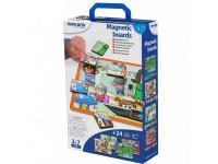 Магнитная игра Miniland  развивающие В доме R31950
