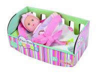 Пупс Simba 5016668 в одеяле 9 см в розовом
