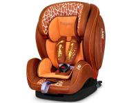 Фото Автокресло Welldon Encore Fit Side Armor & Cuddle Me (giraffe talk)
