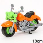 Мотоцикл Полесье гоночный Кросс фиолетовый 6232