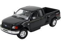 Автомобиль Welly 1999 FORD F-150 FLARESIDE SUPERCAB PICK UP 1:37 белый 39876CW
