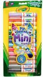 Мини-маркеры Crayola Смываемые, 14 шт. (83240)