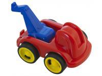 Каталка-машинка Miniland Спасатель красный от 1 года пластик 27492