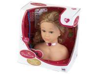 Игровой набор Klein Модель для создания причёсок Princess Coralie 5234