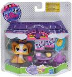 Фото Игровой набор Hasbro Littlest Pet Shop Деликатесы от 4 лет А1321