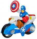 Мотоцикл Hasbro Marvel Super hero от 4 лет A3105