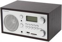 Часы с радиоприемником Rolsen RFM-300 черный